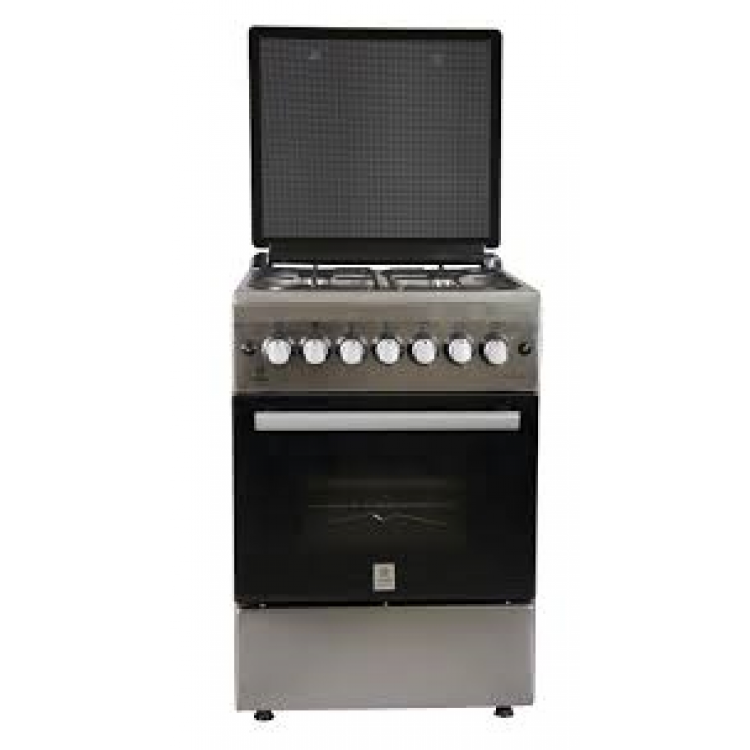 Mika Standing Cooker, 60cm X 60cm, 4GB, Electric Oven ...