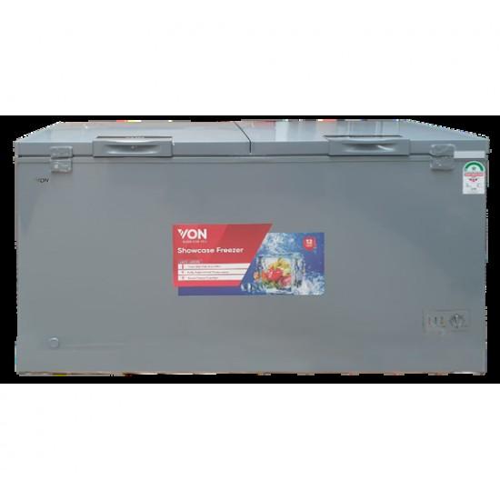 Von Showcase Freezer VAFC45DXS