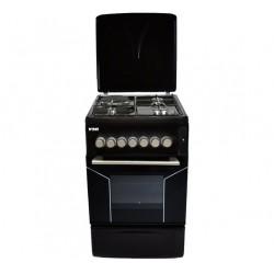 Von Hotpoint 3 Gas 1 Electric Cooker VAC5F031PK
