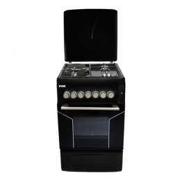 Von Hotpoint 3 Gas 1 Electric Cooker
