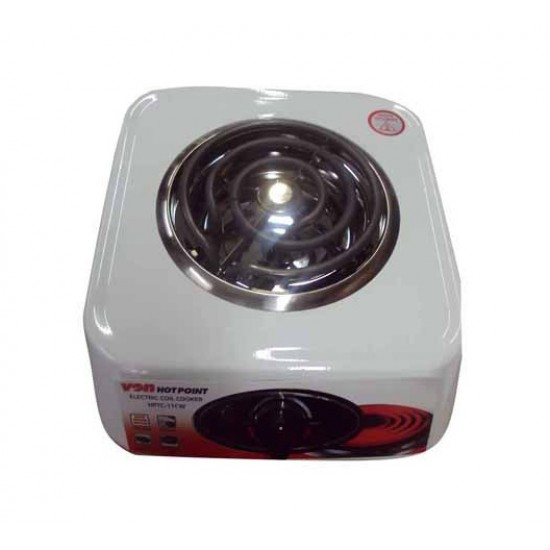 Von Table Top Single Coil Cooker