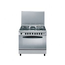 Ariston Professional Cooker 4 + 2 Wide Gas