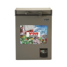 Von Hotpoint 100L Showcase Freezer