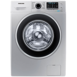 Samsung 9KG Front Load Washing Machine, Silver