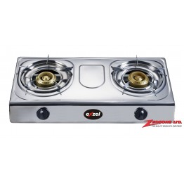 Exzel Two Burner - Stainless Steel