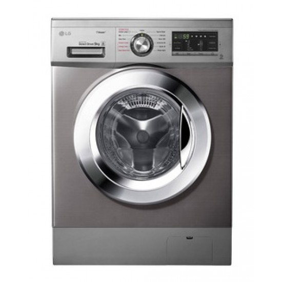 Lg Steam 9kg Chrome Knob Washing Machine FH4G6VDYG6