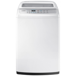Samsung 9KG Top Load Washing Machine, White