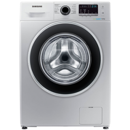 Samsung 7KG Front Load Washing Machine, Silver
