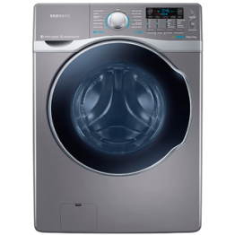 Samsung 18KG Washing Machine + 10KG Dryer, Silver