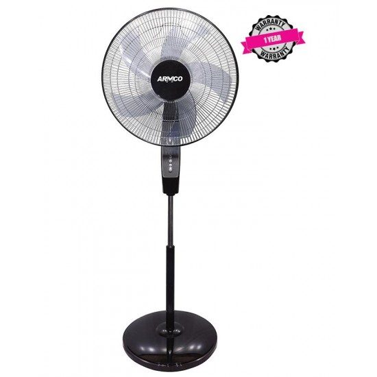"""Armco 18"""" Round Base Stand Fan AFS-18BT"""