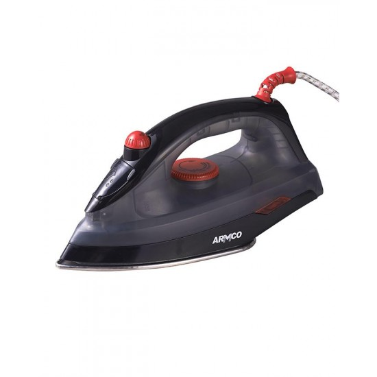 Armco Mid Size Dry and Steam Iron AIR-7BD