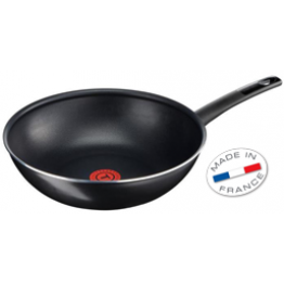Tefal 28cm FIRST COOK WOK PAN