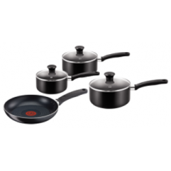 Tefal 7pc ESSENTIAL COOKWARE SET