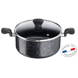 Tefal ORIGINS STONE EFFECT STEW POT + Lid
