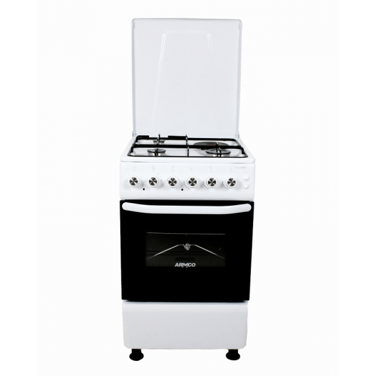 Armco 3Gas 1Electric (RAPID) Gas Cooker GC-F5531FX(W)