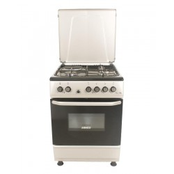 Armco 3 Gas 1 Electric Gas Cooker GC-F6631PX(SL)