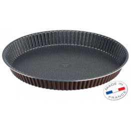 Tefal 33cm PERFECT BAKE FLUTED TART TINS
