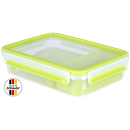 Tefal 1.2L MASTERSEAL RECTANGULAR TO GO BOITE BRUNCH BOX