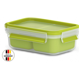 Tefal 1.0L MASTERSEAL RECTANGULAR SNACK BOX