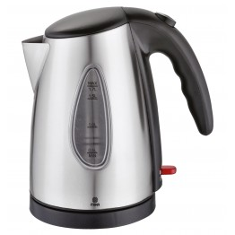 Kettle (Electric), Stainless Steel, 1.7L, Cordless, Red
