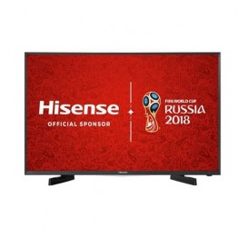 "HISENSE HE32N50HTS- 32"" - HD - Digital LED TV - Black"
