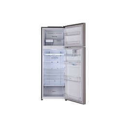 LG GL-C412RLCN Refrigerator, Top Mount Freezer, 330L - Silver