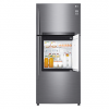 LG  Fridge 530L-18.72 qft Double Door