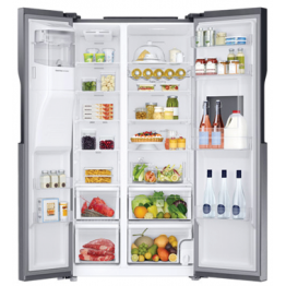 Samsung  SIDE BY SIDE fridge RS51K5680SL