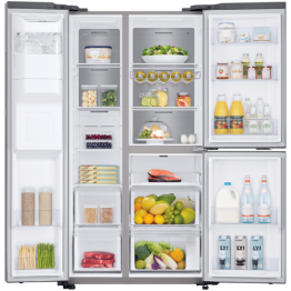 Samsung  SIDE BY SIDE fridge RS65R5691M9