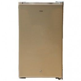 Mika Refrigerator, 92L, Direct Cool, Single Door, Gold