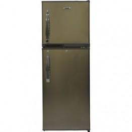 Mika Refrigerator, 108L, Direct Cool, Double Door, Dark Silver