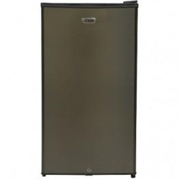 Mika Refrigerator, 90L, Direct Cool, Single Door, Dark Silver