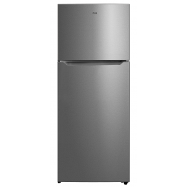 MIKA Refrigerator, 507L, No Frost, Double Door, Silver