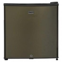 Mika Refrigerator, 50L, Direct Cool, Single Door, Dark Silver