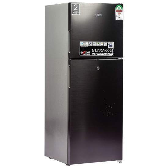 Exzel Direct Cool Fridge ERD-165SL