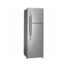LG  GL-C332RLBN 285L-10.06 qft Double Door Fridge - Shiny Silver