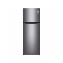 LG  GN-B222SQBB IEC Gross 225L Dark Graphite Steel Top Freezer with Smart Inverter Compressor