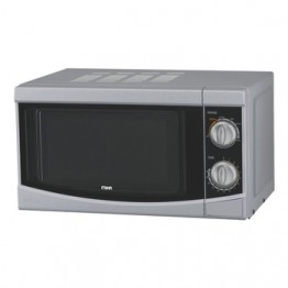 Mika Microwave MMW2022/S, 20L, Silver