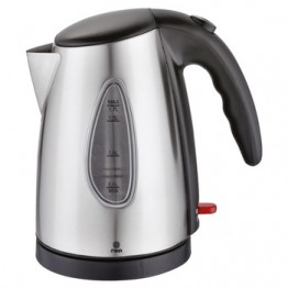Mika Kettle (Electric), Stainless Steel, 1.7L, Cordless