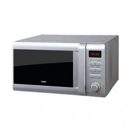 Mika Microwave MMW2052D/S, 20L, Digital Control Panel, Silver