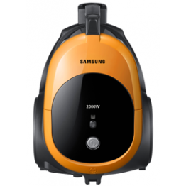VC4470: Bagless Vacuum Cleaner - ORANGE