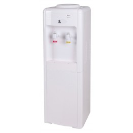 Water Dispenser, Standing, Hot & Normal, White
