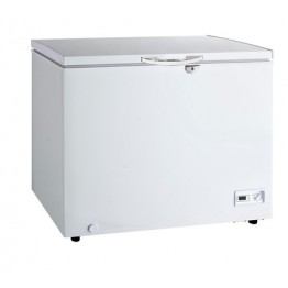 Mika Freezer, 380L, 14.3CF, White
