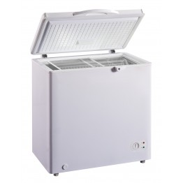 Mika Freezer, 190L, 6.9CF, White