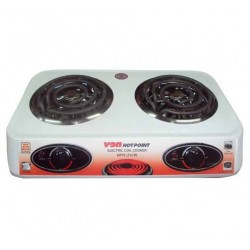 Von Table Top Double Coil Cooker