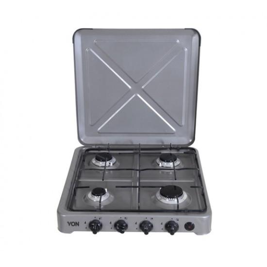Von 4 Gas Cooker VAC4F400S