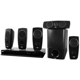 Von Hotpoint Satellite Speakers Home Theatre