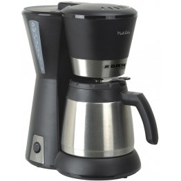 Platinum 1.2L Coffee Maker with Double Wall Stainless Steel Thermo Jug