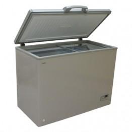 Mika Deep Freezer, 150L, Silver Grey