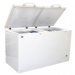 Mika Deep Freezer, 445L, White